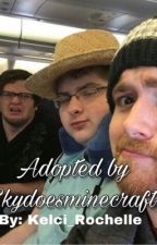 Adopted by SkyDoesMinecraft!! by Kelcisaur
