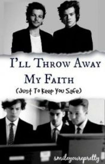 I'll Throw Away My Faith (just to keep you safe) [traducción]