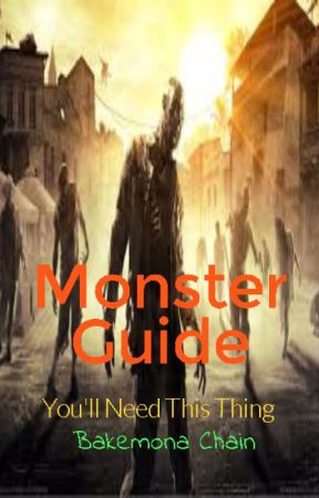 Monster Guide by aBlondMoment