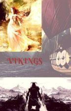 Vikings by cherrycaramel