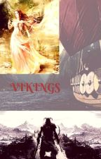 Vikings by cherrycaramel
