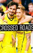 Crossed Roads~ M.Hummels & M.Reus by reummels