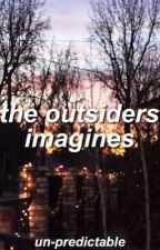 The Outsiders Imagines by un-predictable