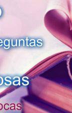 El Libro De Las Preguntas Preguntosas by VeLu_Locas