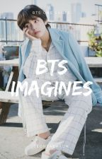 《BTS IMAGINES》 |REQUESTS CLOSED| by JeonSaeHyun