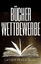 Bücher Wettbewerbe by Lavieenrose20300