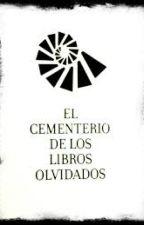 El Cementerio de los Libros Olvidados: El Juego del ángel by AquinoStacy