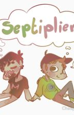 Jacksepticeye and Markiplier Imagine Book by AlpaxaGod