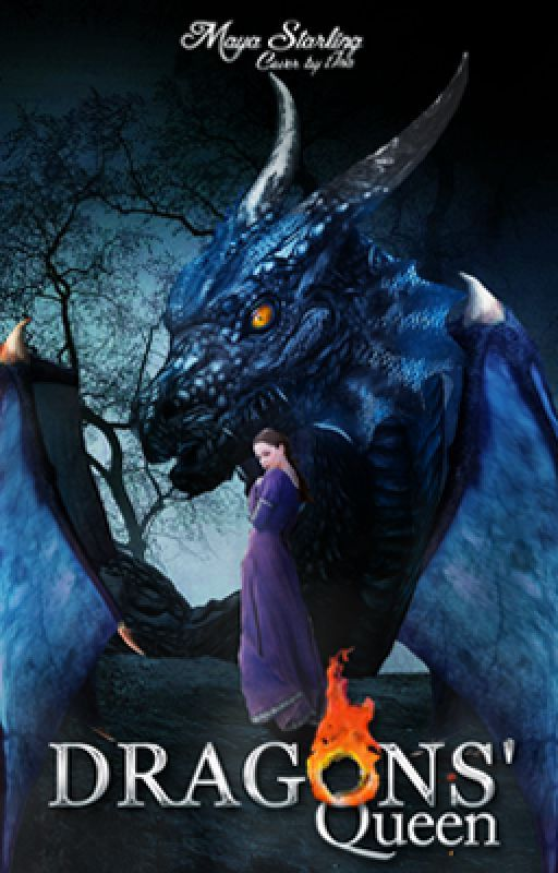 Dragons' Queen by Maya_2011