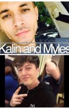 Kalin and Myles Imagines by mylesbabymama