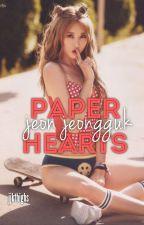 Paper Hearts.- [jjk] by jjkThighs