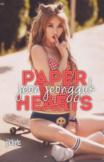 Paper Hearts »[jjk]