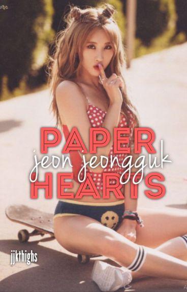 Paper Hearts.- [jjk]