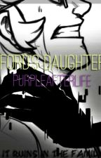 ➡Ford's Daughter⬅{Editing} » Bill Cipher X Reader  by PurpleAfterlife