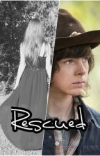 Carl Grimes X Rescued by shanannen
