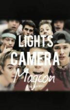 Lights Camera Magcon by Jackjack85