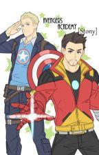 Avengers Academy [Stony] by Stony4ever