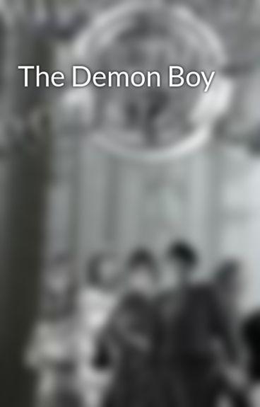 The Demon Boy by ageofthewriters