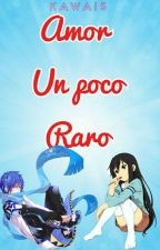 amor un poco raro ( kaito y tu)( segunda temporada de un pequeño neko) by kawai5