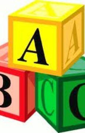 Alphabet Story by angie819