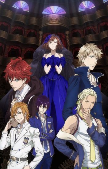 The Soul Within (Dance With Devils Fan Fiction)