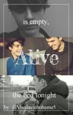 Alive by celmustdie