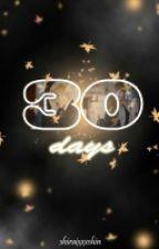 30 Days (NamJin) by shiraixxxshin