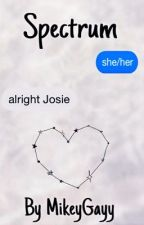 Spectrum -- Joshler by LikeWaterInMyLungs