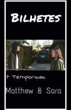 """Bilhetes""-Matthew Espinosa by cameronowles"