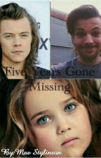 Five Years Gone Missing by LydiaCaples