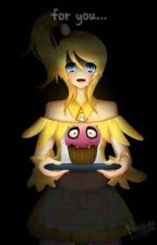 Chica X Reader by SwordwarriorX