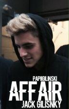 Affair : j.g MAJOR EDITING  by papiigilinki