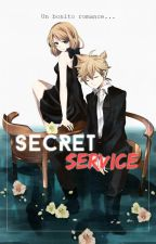 Secret Service →RinxLen← by Luna-De-Pluton