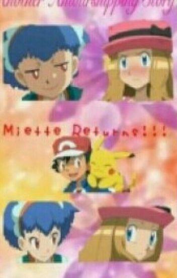 Pokemon: Creo Que Estoy Enamorado De Ella (Amourshipping)