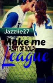 Make Me Part of Your League by Jazziie27