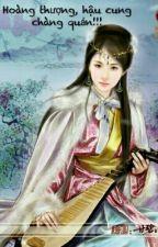 Hoàng Thượng, Hậu Cung Chàng Quản!!! by angledemons
