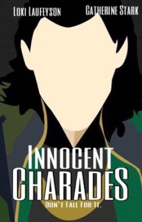 Innocent Charades (Loki Laufeyson) by sgt_barnes