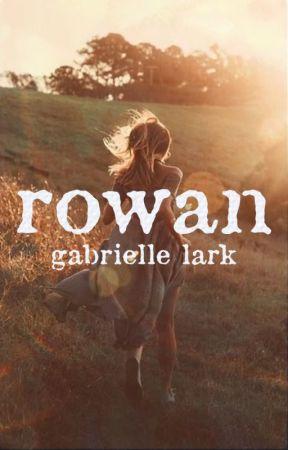 Rowan by gabriellelark