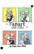 Fanart The Ziall by Zayn_loves_Niall