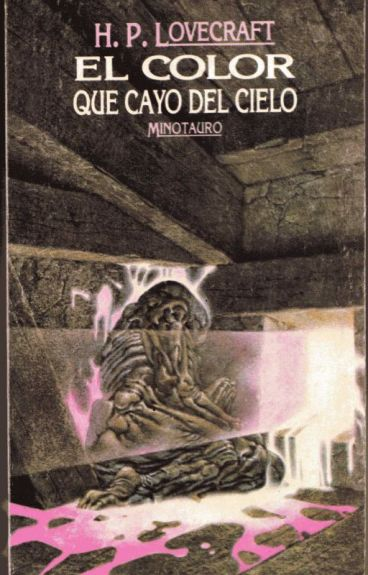 El color que cayó del cielo | H.P Lovecraft