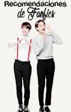 Recomendaciones de Fanfics ➵ Kpop by _NamKyu