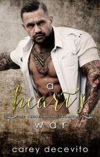 A Heart's War (The Broken Men Chronicles - #5)(SAMPLE ONLY) by ItalRT4u