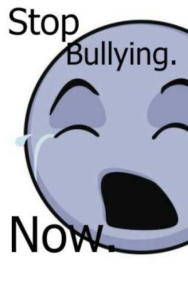 Stop Bullying. Now.