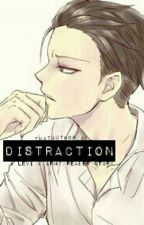 Distraction {Jealous!Levi x Army!Reader} by ThatAuthor__