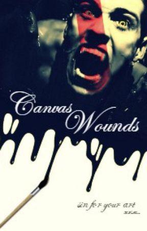 Canvas Wounds ¥ Teen Wolf {2} by AintThatDevine