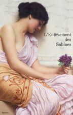 L'Enlèvement des Sabines by Elynion