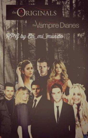 The Vampire Diaries / The Originals Rollenspiel