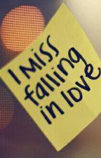 I Miss Falling In Love by Misscelyunjae