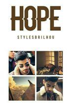 Hope - Reescrevendo. by stylesbrilhou