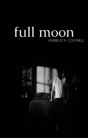 Full Moon - isaac lahey by AnabelleNoraColdwell